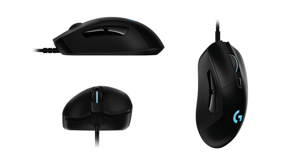 Skvělá myš Logitech G403 za bezkonkurenční cenu ilustrace logitech g403hero