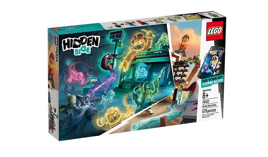 Oživlé stavebnice LEGO Hidden Side legohiddenside02