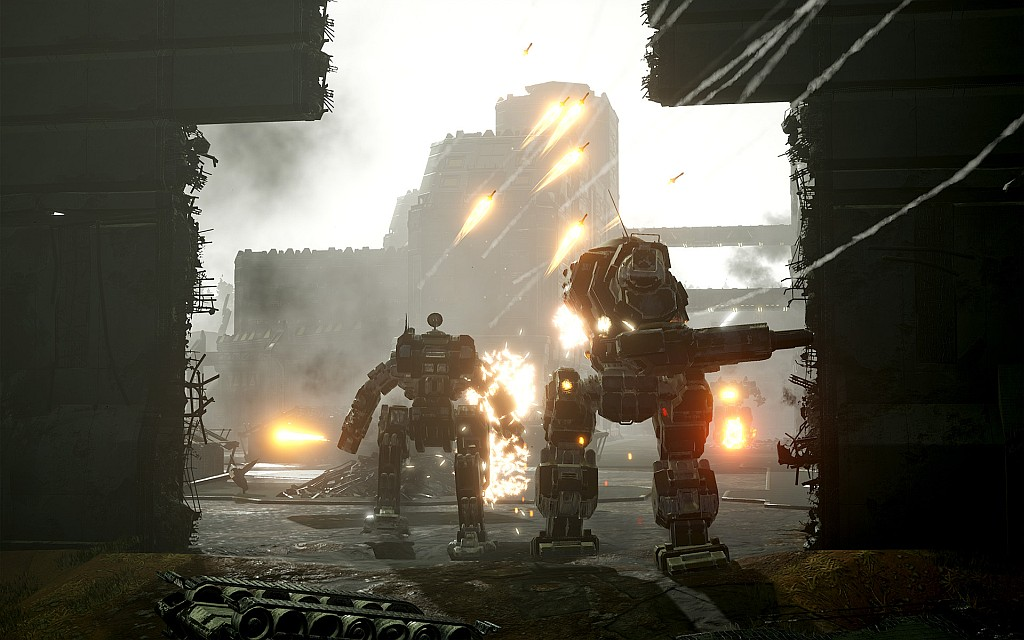 MechWarrior 5: Mercenaries mechwarrior5sc