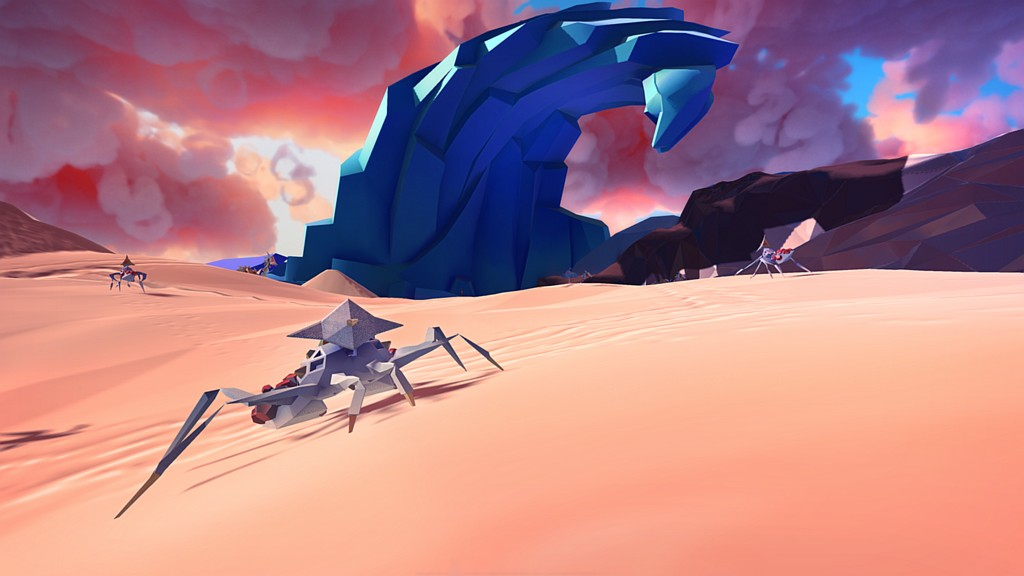 PlayStation State of Play: Paper Beast paperbeastsc