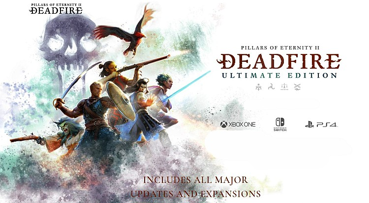 Konzolové Pillars of Eternity II: Deadfire pillars2ultpromo