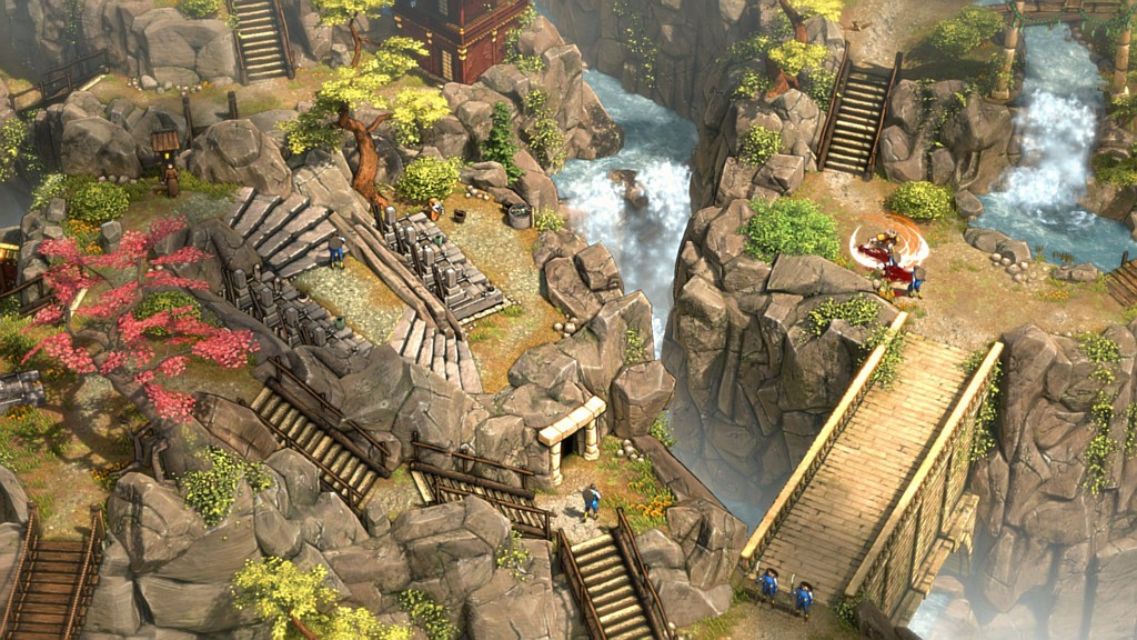 12 Days of Free Games: Shadow Tactics shadowtacticssc