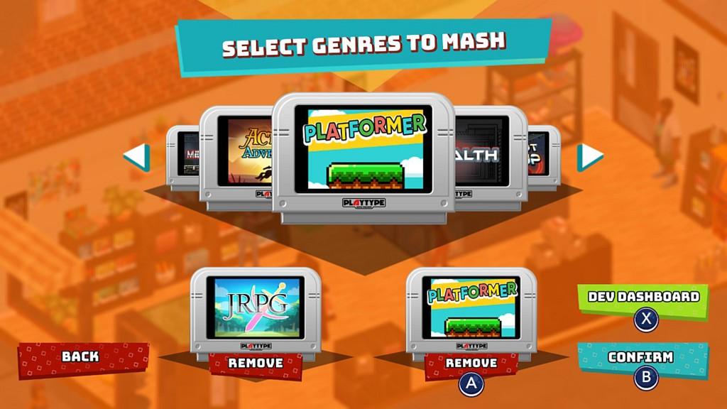 Nintendo Indie World: SuperMash supermashsc