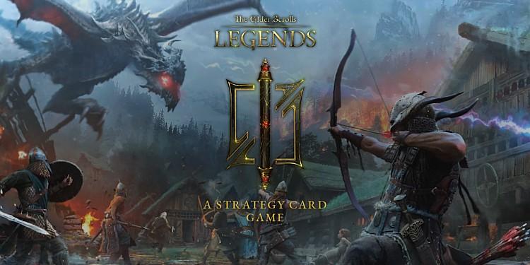 Končí podpora The Elder Scrolls: Legends theelderscrollslegendscart