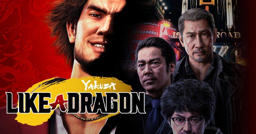 Nejočekávanější hry roku 2020 podle Zingu 01 Yakuza Like a Dragon