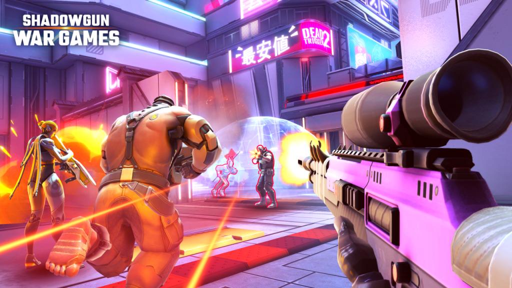 Shadowgun War Games pokořilo hranici milionu hráčů 02