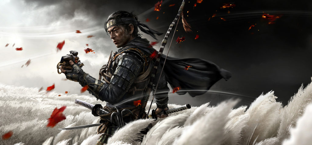 Nejočekávanější hry roku 2020 podle Zingu 03 Ghost of Tsushima