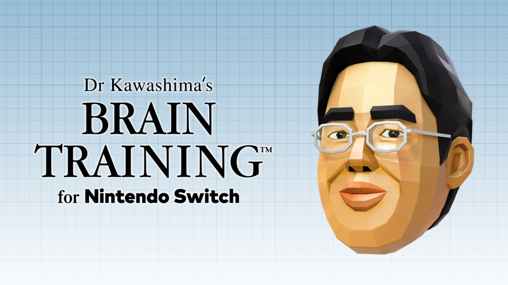 JP žebříček: pouhé střídání pozic Brain Training for Nintendo Switch review