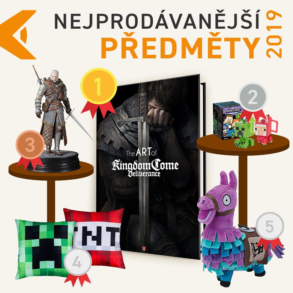 Nejprodávanější hry v roce 2019 NEJPREDMETY FB