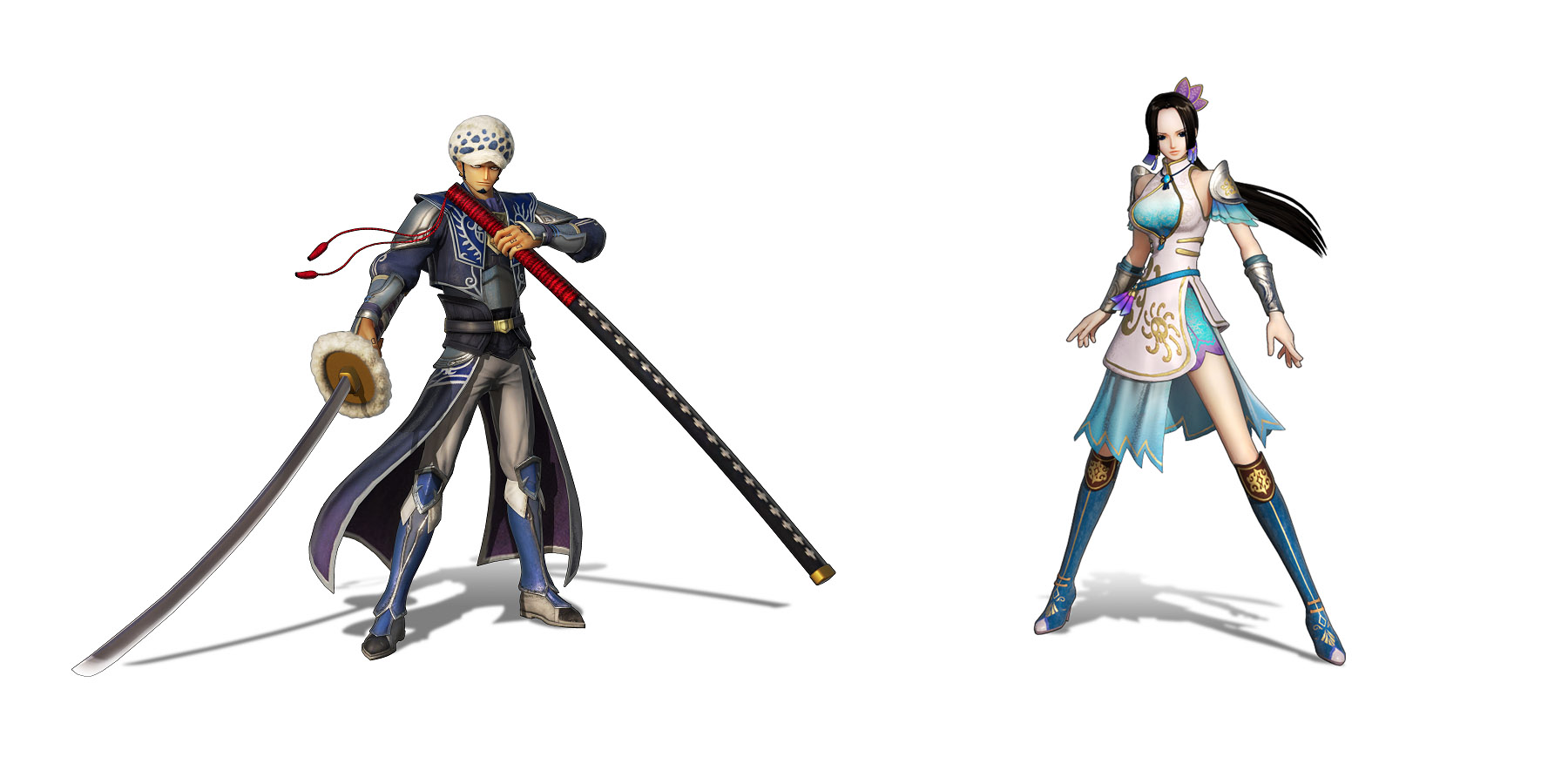 JP scéna: One Piece: Pirate Warriors 4 nebo Granblue Fantasy: Versus OPPW4 Pre Order Costumes 01 20 20