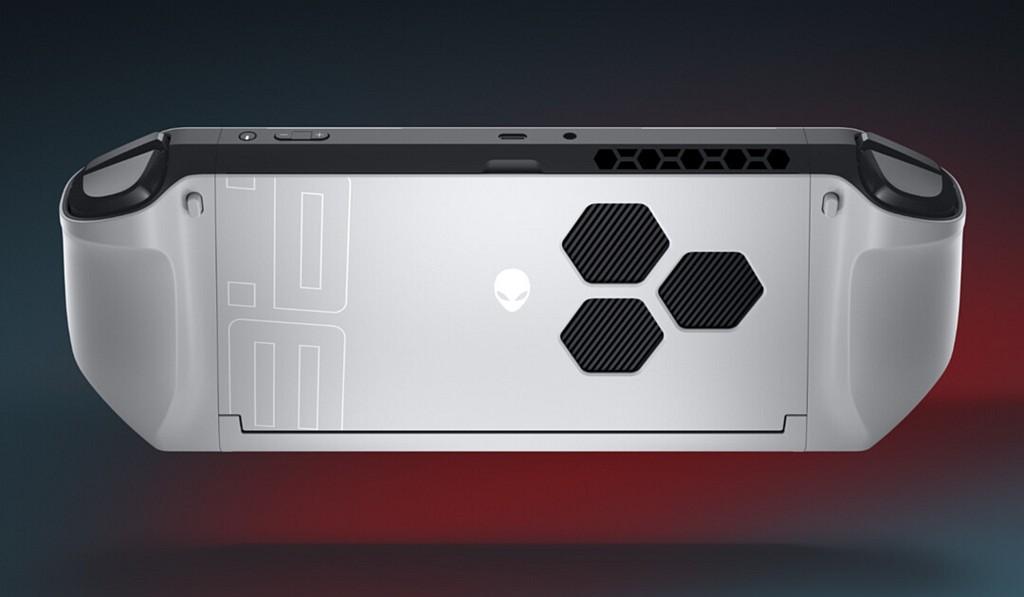 Dell Alienware Concept UFO alienwareufo03
