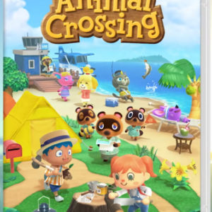 JP scéna: Space Invaders, One Piece nebo Animal Crossing animal crossing new horizons box art 768x1233