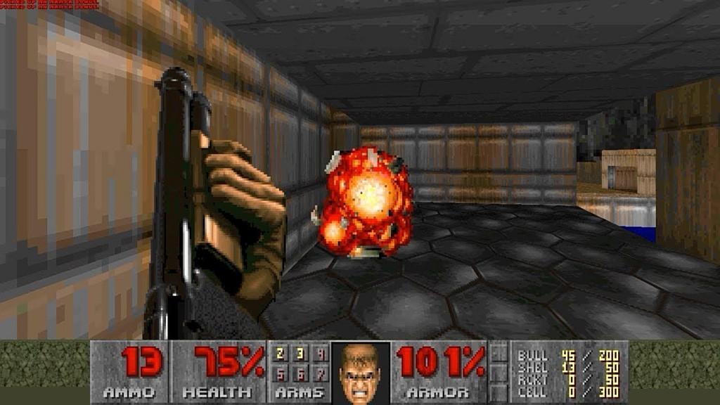 Doom I a II dostal zásadní update doom1sc