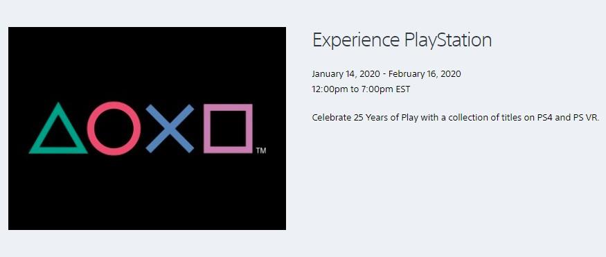 Začíná Sony Experience PlayStation 2020