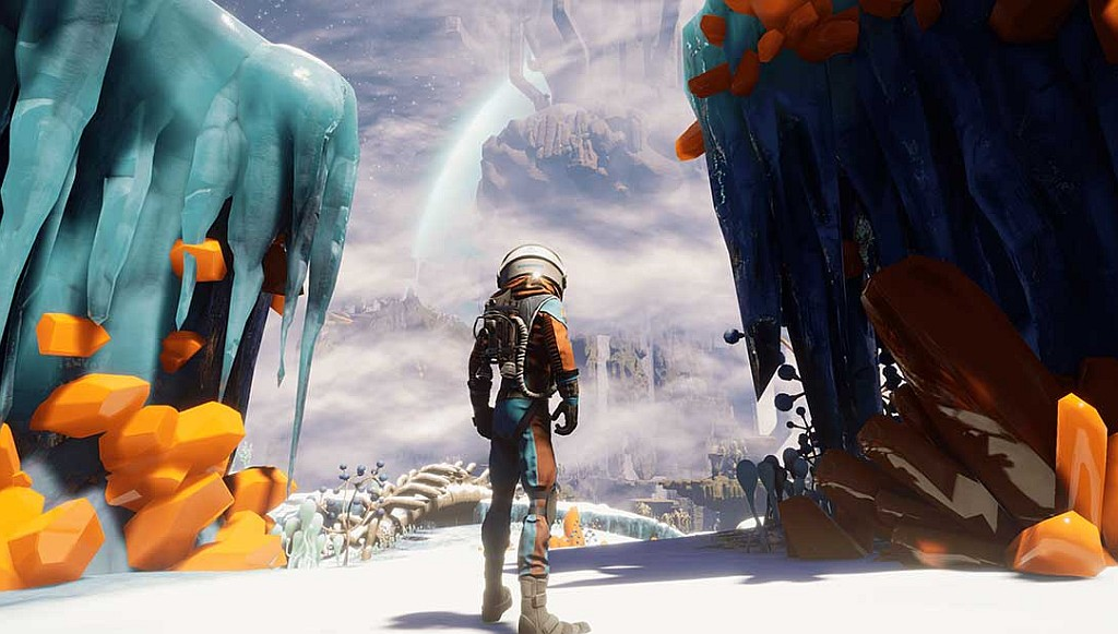 Vydejte se na Journey to the Savage Planet journeytothesavageplanetsc