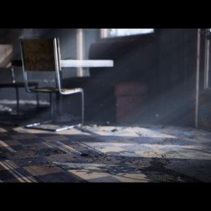 Jak by mohl vypadat původní Silent Hill v UE4? mica olsson sh cafe 07