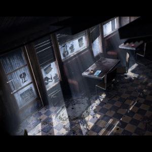 Jak by mohl vypadat původní Silent Hill v UE4? mica olsson sh cafe 09