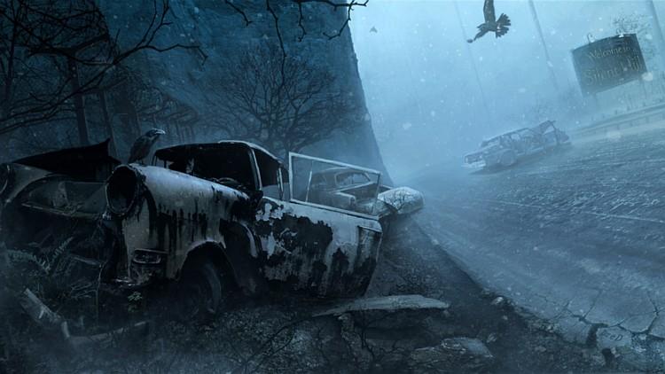 Konami pracuje na nových dílech Silent Hill silenthillartsign2