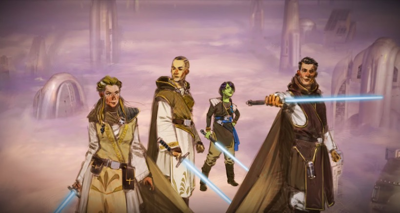 Star Wars: The High Republic 6 3