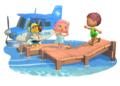 Nové detaily o Animal Crossingu: New Horizons Animal Crossing New Horizons Render 3