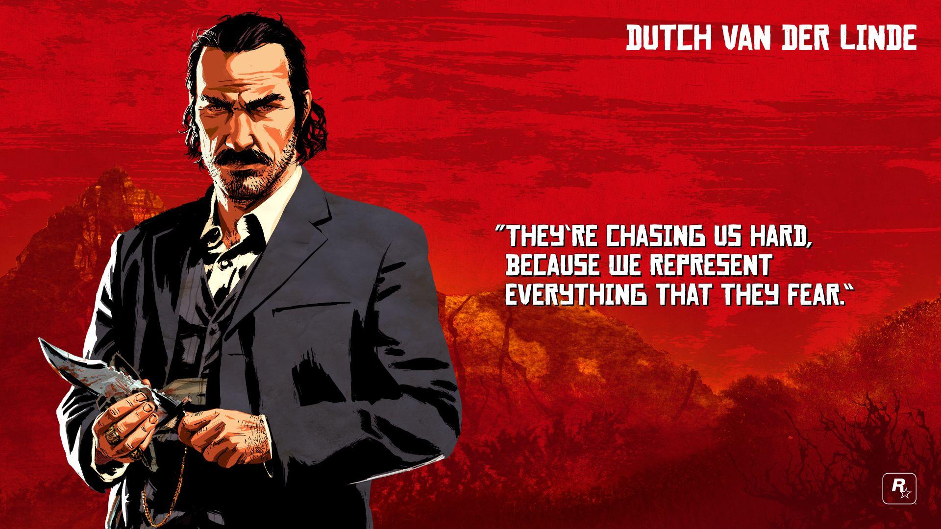 Red Dead Redemption 2: Neotřelá esej Dutchovy matky Dutch van der Linde