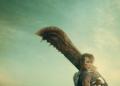 Milla Jovovich mění zbrojní arzenál Monster Hunter Movie Poster 1