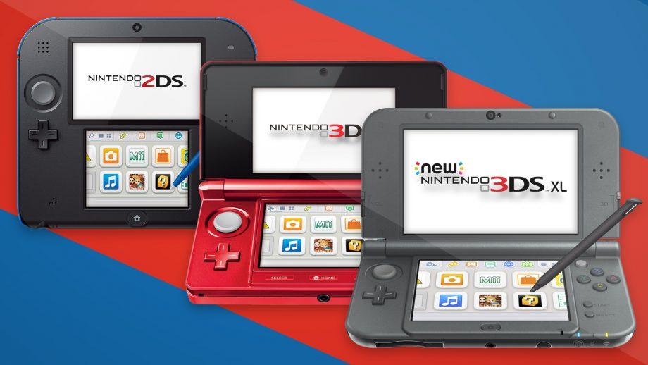 Nintendo 3DS je stále populární Nintendos