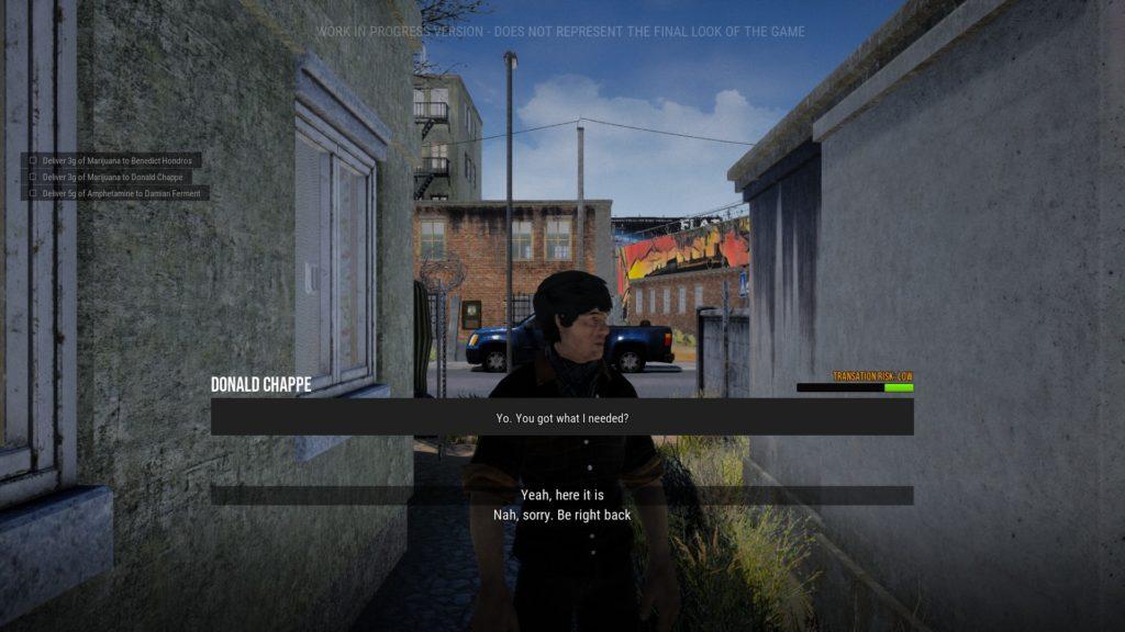 Dojmy z hraní Drug Dealer Simulator Pic1
