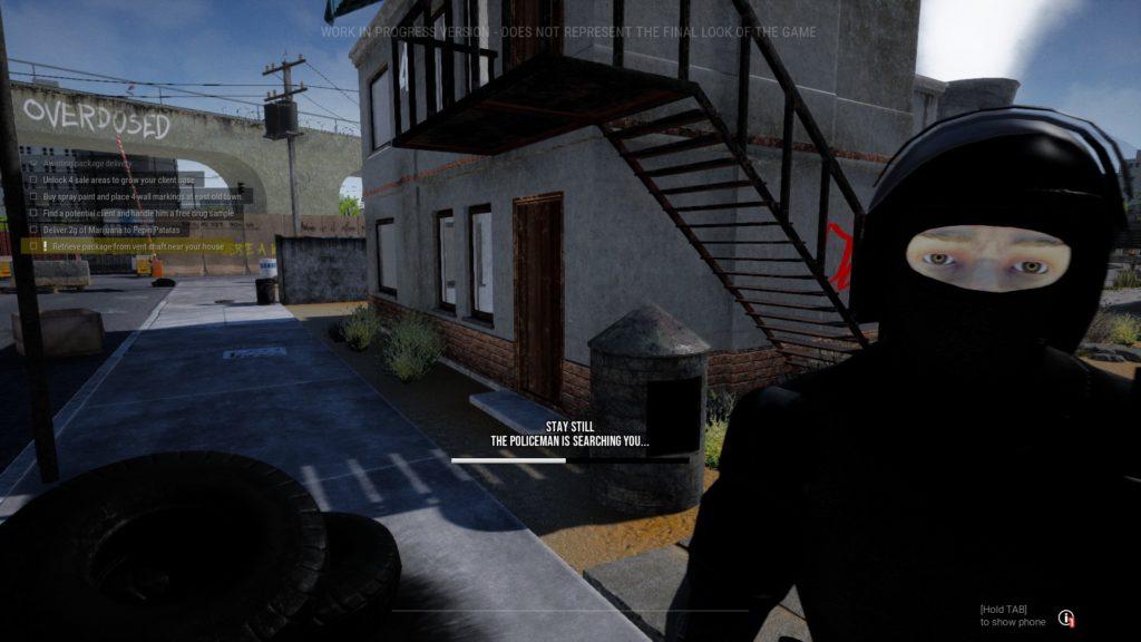 Dojmy z hraní Drug Dealer Simulator Pic2