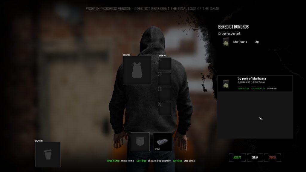 Dojmy z hraní Drug Dealer Simulator Pic4