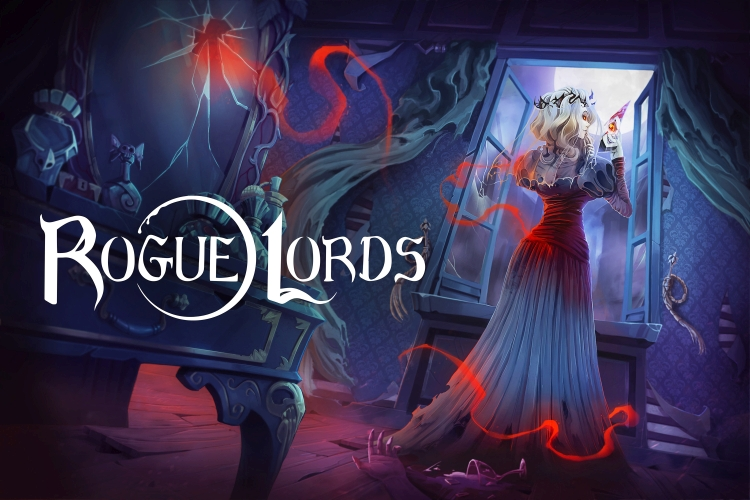 Rogue Lords oznámena pro PS4, Xbox One, Switch a PC Rogue Lords Key Art1