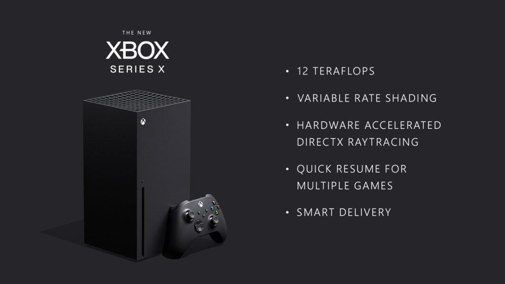 Co nabídne Xbox Series X Xbox ShortBullets JPG