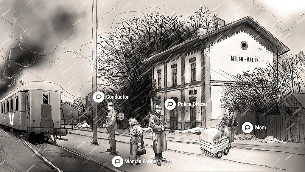 Univerzita Karlova zakládá studio Charles Games attentat1942sc
