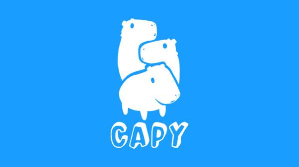 Za původem názvů herních studií capybara 1