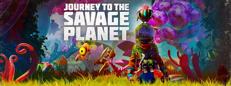 Recenze: Journey to the Savage Planet