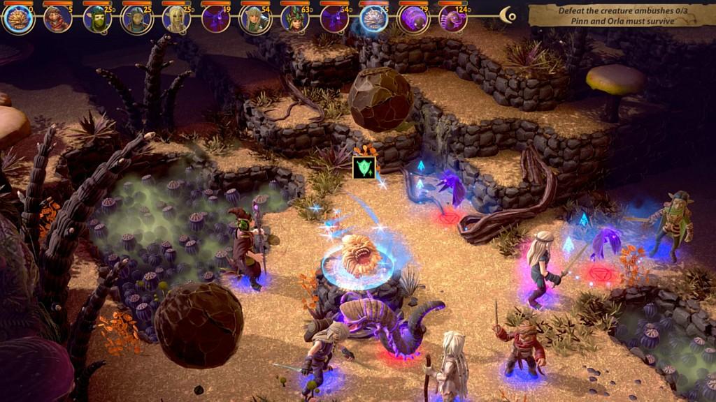 The Dark Crystal: Age of Resistance Tactics thedarkcrystalagesc