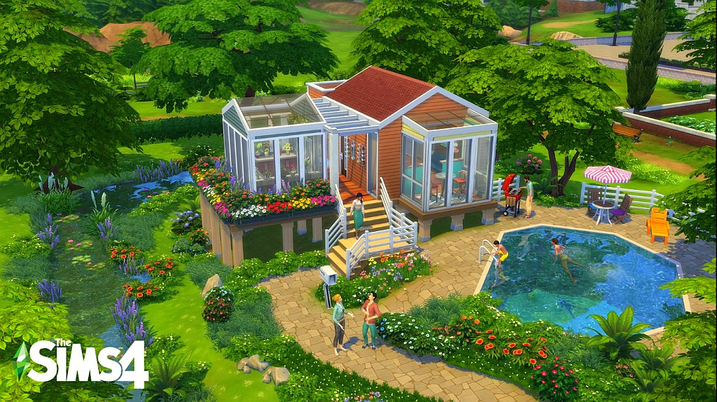 The Sims slaví 20 let! thesims4tinystuffpack