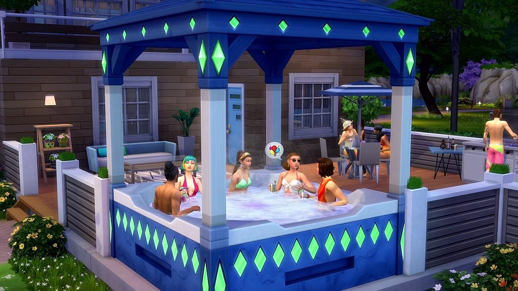The Sims slaví 20 let! thesims4tub