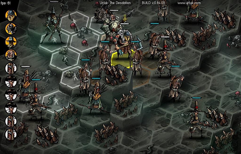 Slovenské RPG Urtuk: The Desolation urtuksc