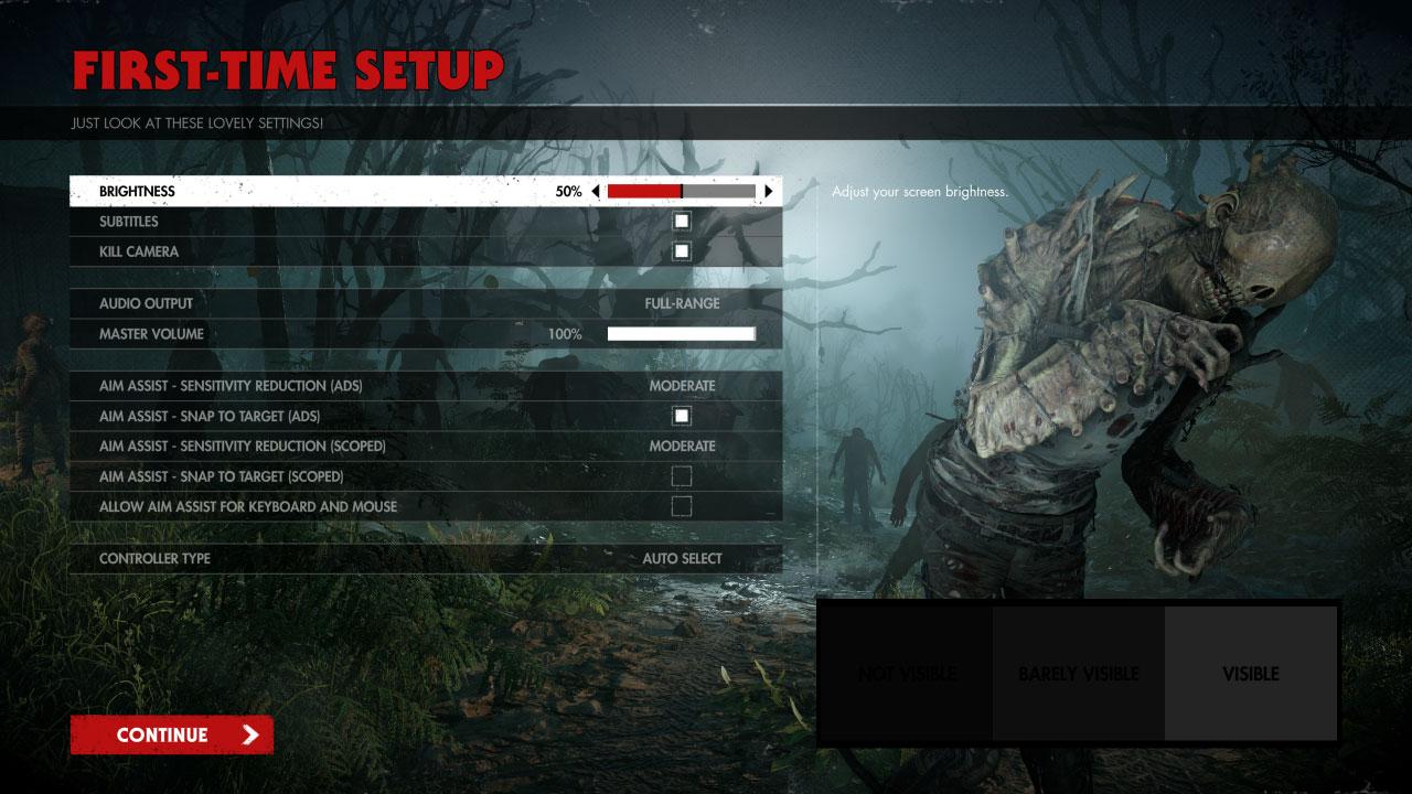Přístupná Zombie Army 4: Dead War zombiearmy4access01