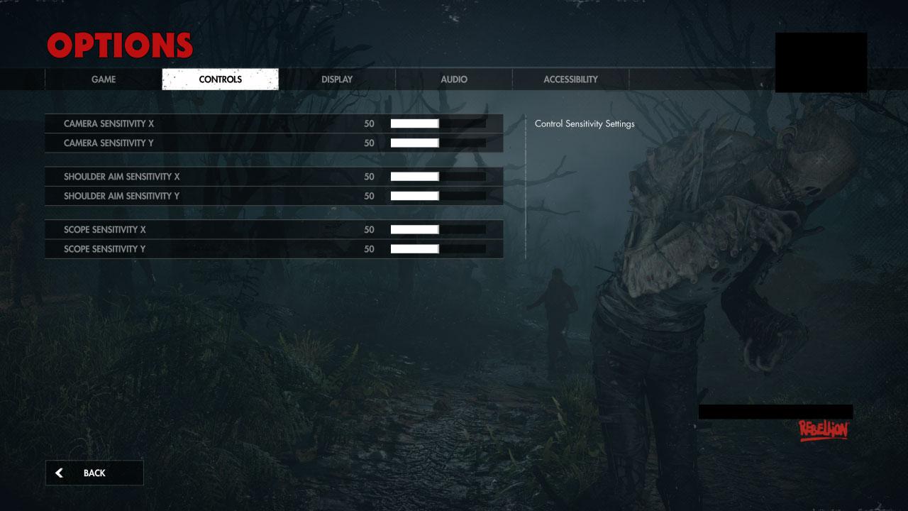 Přístupná Zombie Army 4: Dead War zombiearmy4access03