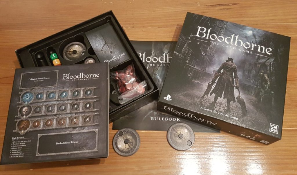 Doma už je nuda? Zkuste herní deskovky Bloodborne The Card Game 6