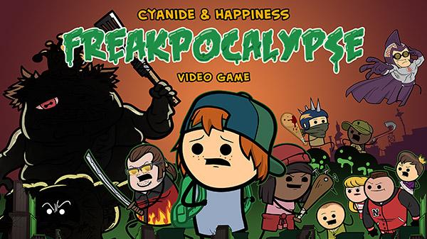 Switch získá mimo jiné několik časových exkluzivit Cyanide Happiness 03 17 20