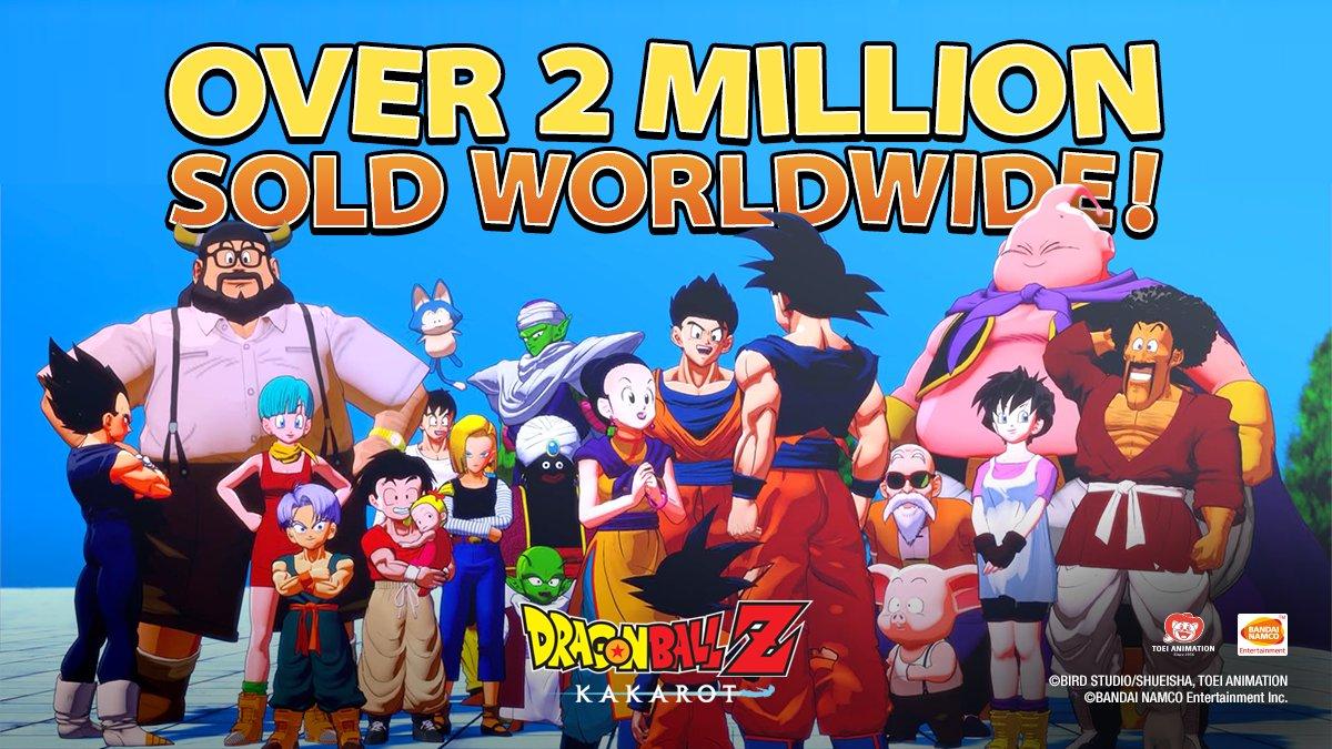 Návratilci z My Hero One's Justice 2 nebo nový gameplay z Trials of Mana DBZ Kakarot Sales 03 10 20