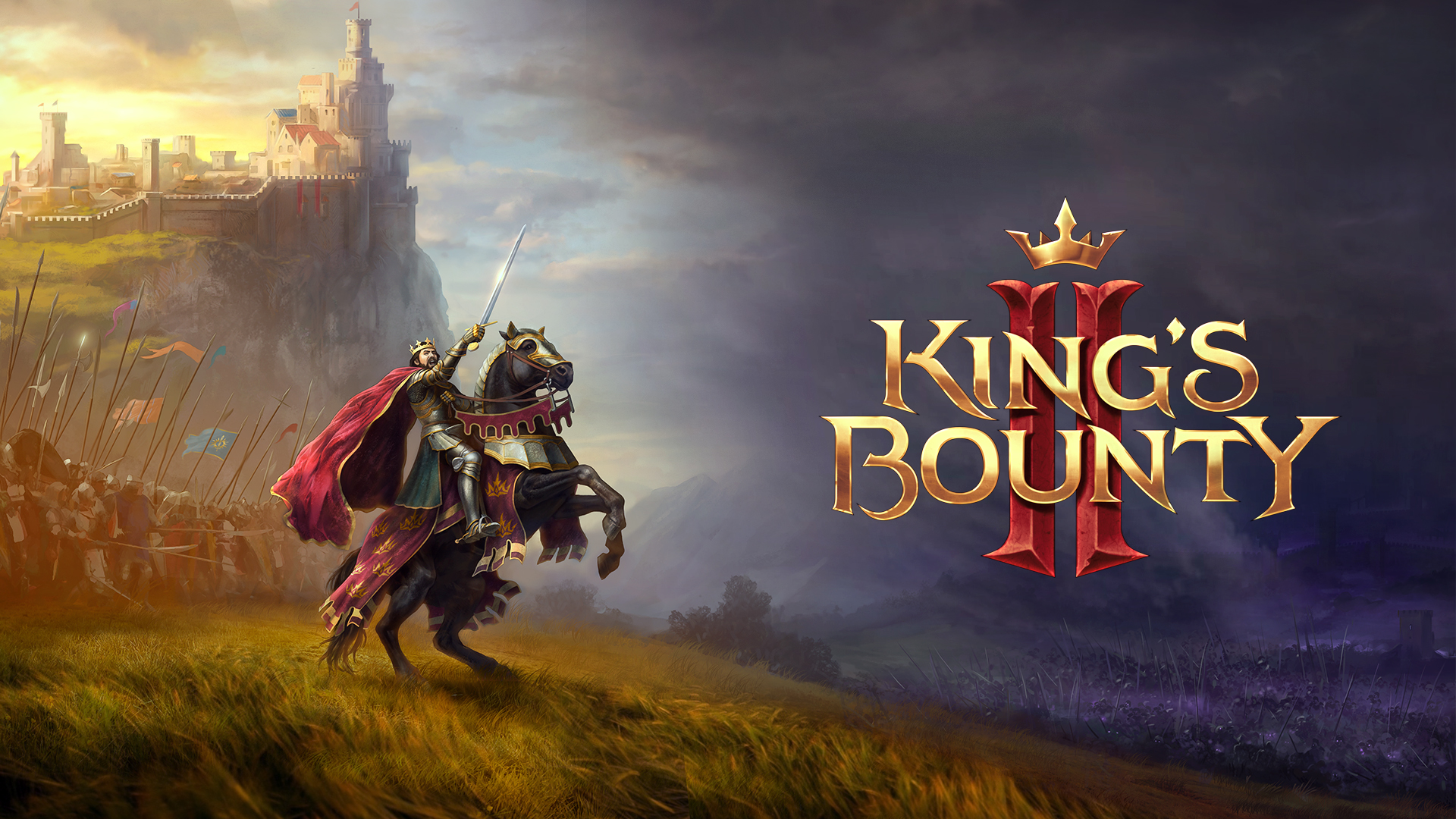 Se Switchem do vesmíru, do hlubin i na rande Switch KingsBountyII Hero