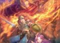 Trials of Mana v gameplay traileru Trials of Mana Key Art 1