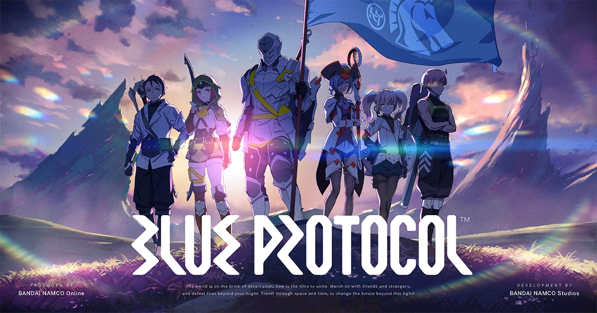 Sakura Wars v combat traileru nebo betatest Blue Protocolu blue protocol image