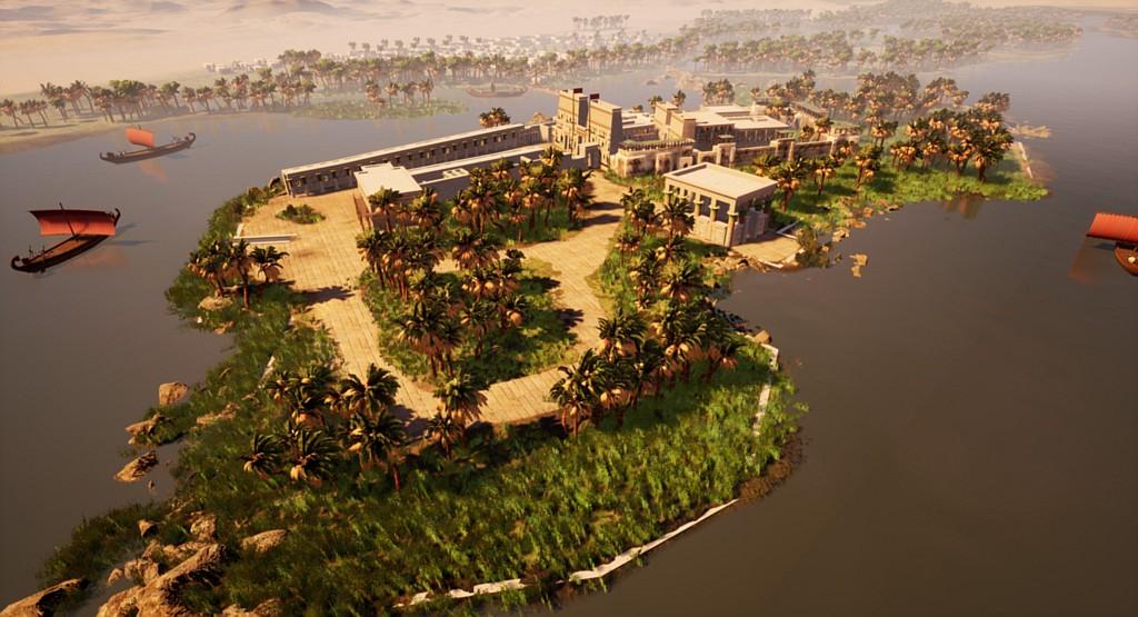 Prolog Builders of Egypt zdarma buildersofegypthal02