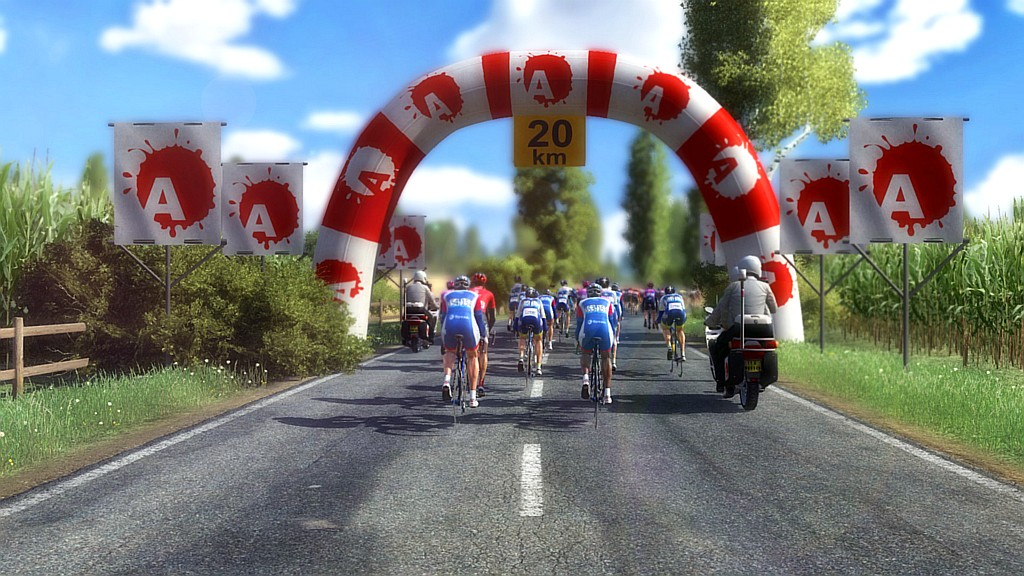 Tour de France a Pro Cycling Manager 2020 procycling2020sc2