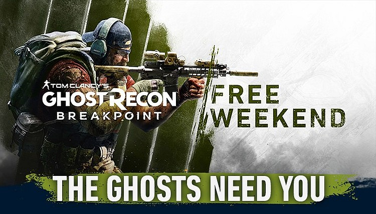 Hrajte zdarma Tom Clancy's Ghost Recon: Breakpoint tomclancysghosrecbreakfreesign